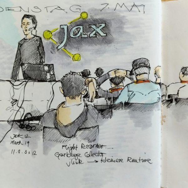 Jax 2019 Tag 1